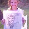 Ojai Valley Inn company party caricatures