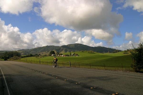 Chileno Valley Bike Rider