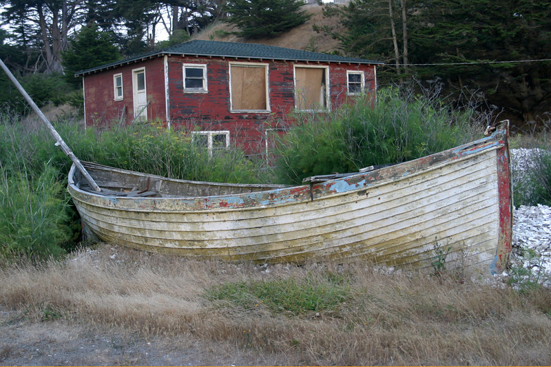 Tomales Boat