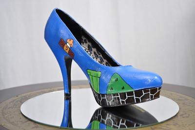 Custom hand bags & shoes by Jason Carducci