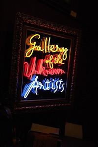 Joe Klucar Howard Baum Art Show