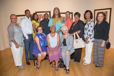 Museum of Art - Deland Gallery Opening Miles Batt Retrospective