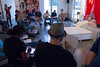 """Dr. Sketchy's South Florida Kid """"Fairy"""" Cadet at 1310 Gallery"""