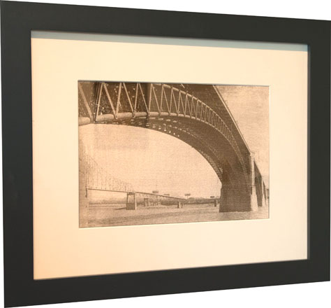 Sheridan Hentrich<br /> Eads Bridge