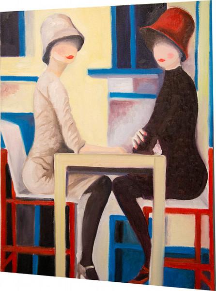 Yana V. Skarabahataya<br /> Sisters