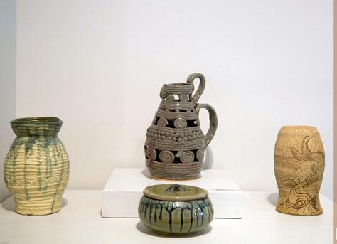 Elizabeth Tran<br /> Pots