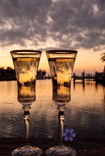 Sunset glasses