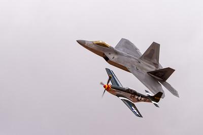 heritage flight RAW