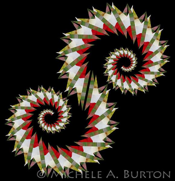 Kaleidoscope, Design, nature, photograph