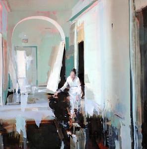 Alex Kanevsky American/Lithuanian painter