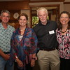 Andy Taylor, An Korologos, Dan & Kathy Young