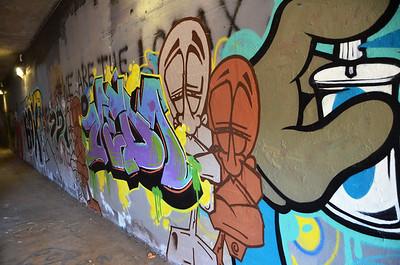 Krog Street Tunnell 2014