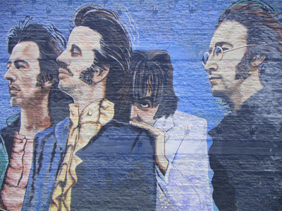 Wall Art, Los Angeles