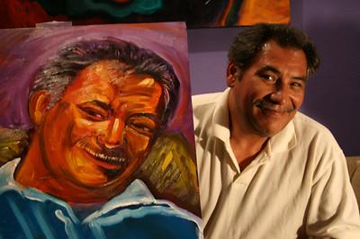 LARRY VILLALOBOS BY MARGARET GARCIA