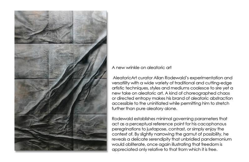 Grey Wrinkles by Allan Rodewald