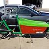 A work bike, West L.A.
