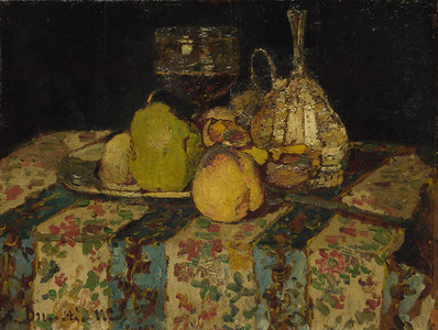 Still Life: Fruit