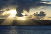 Sunset at Norman Island, British Virgin Islands (BVI)