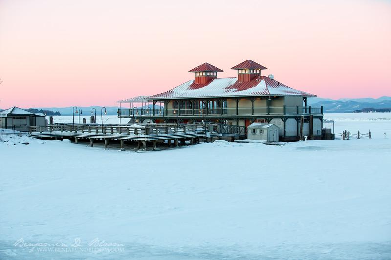 Burlington Boathouse