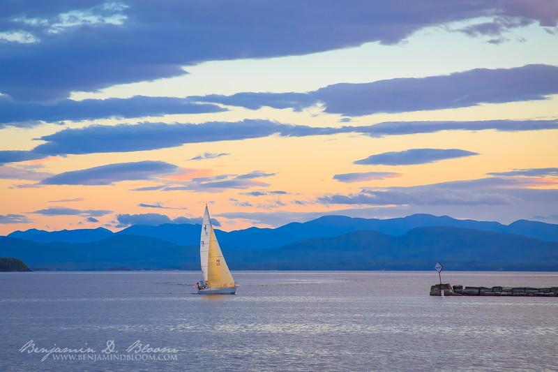 Pastel Sail