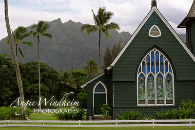 Church in Hanalei