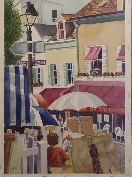Artists in Paris