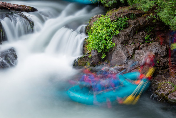 The White Salmon River