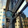 Starbucks, Boston MA