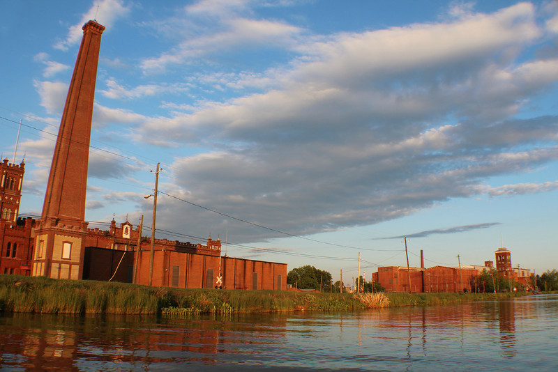 Sibley Mill, Augusta Canal