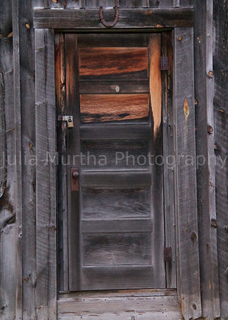 Barn Door<br /> Poultney, VT