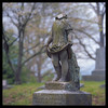 'Lucile' at Riverside Cemetery