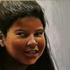 Girl in Pastel