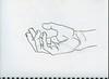 doug's hand