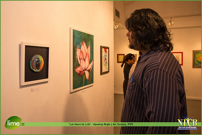 'Let there be Life' the Art Exhibition