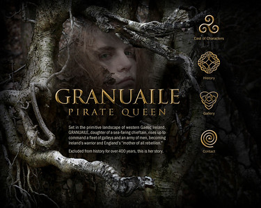 Granuaile Website
