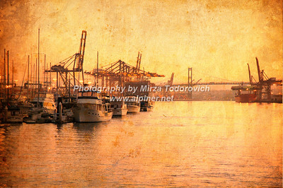 Harbor at Dusk - latc_0004
