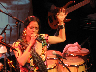 Lila Downs Seattle 2007