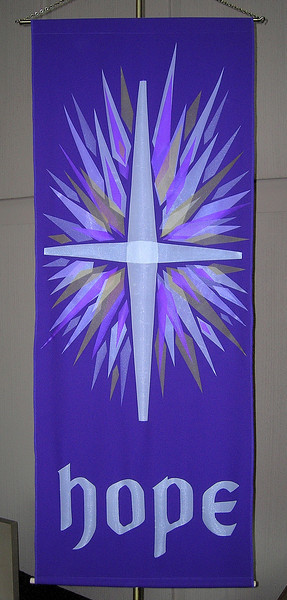 First Sunday of Advent  (Sanctuary)