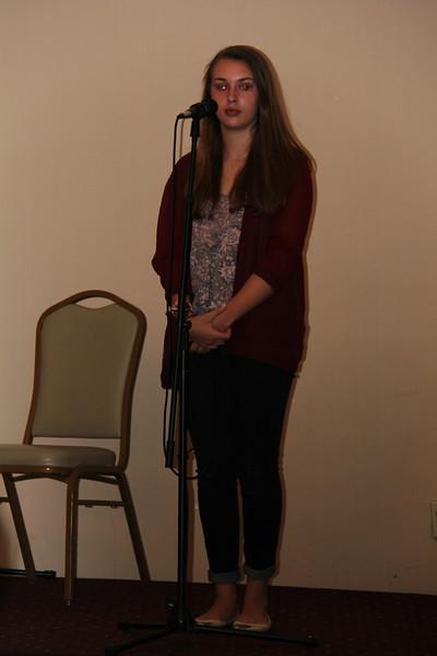 June recital 2014