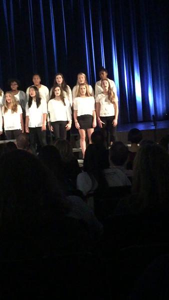 Dana Hall performance February 2016