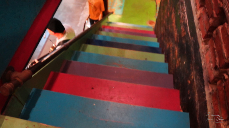 Artlandish steps