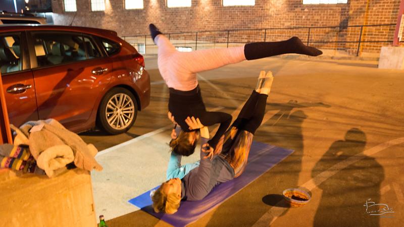 Performance Partner Yoga