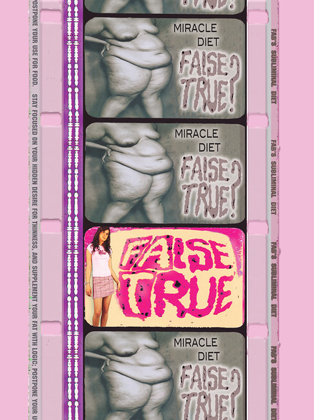 "Film Poster 24"" x 36"", 2005."