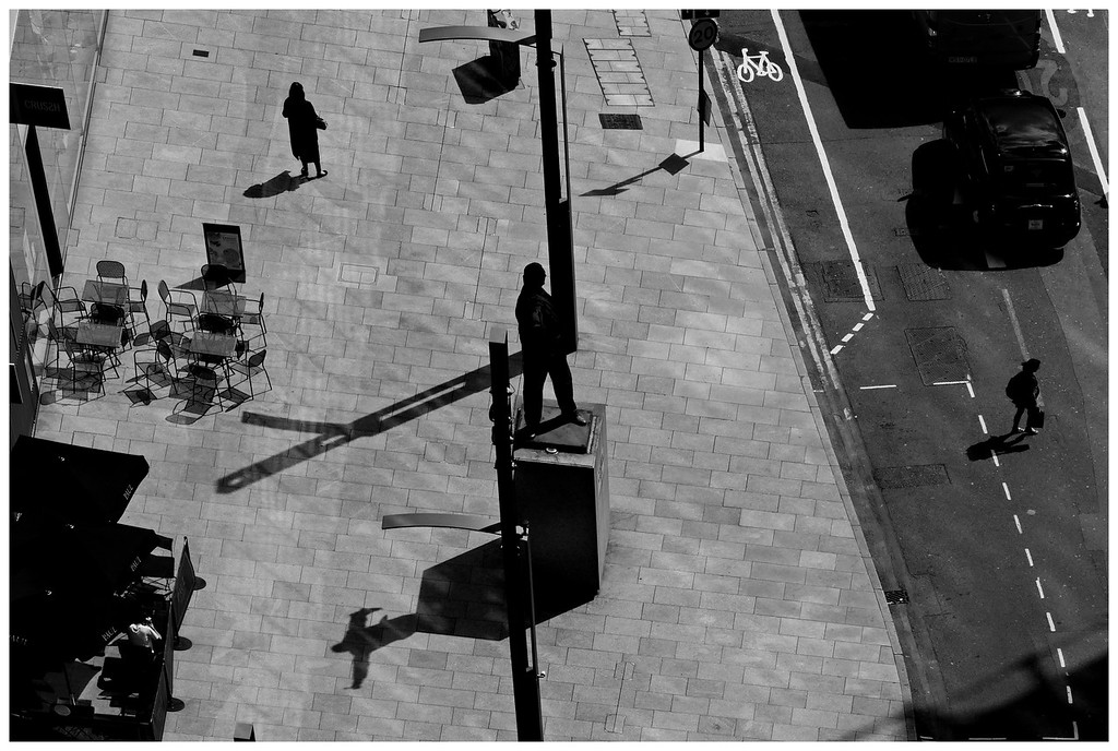 Figures and Shadows II - South Bank