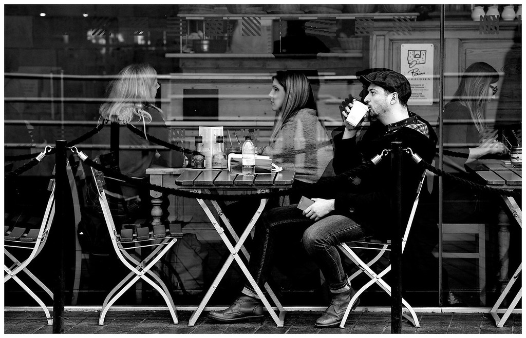 Cafe Culture (Inside/Outside) - South Bank
