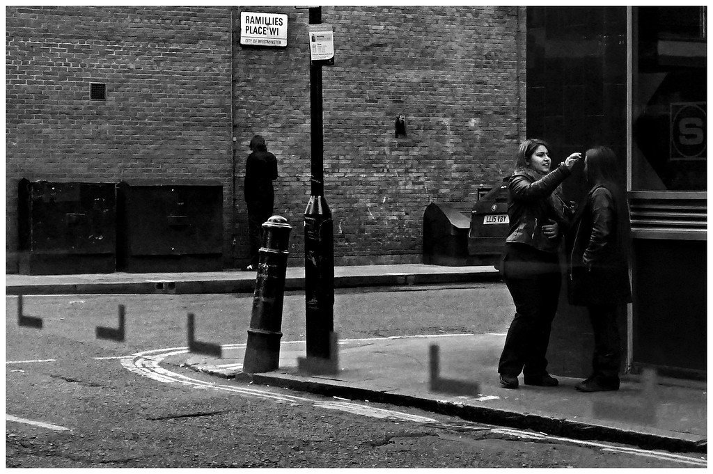 Figures - Ramillies Place London