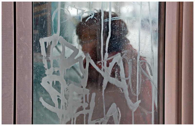 Urban Dream - Homage to Saul Leiter - South Bank