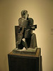 LACMA - Jacques Lipchitz (1891-1973) - The Guitar Player (1918)