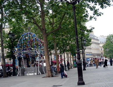 louvre 2005