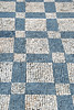 <center>Asymmetrical Symmetry Roman Mosaic Floor: Conimbriga, Portugal © R. Meadows-Rogers, 2008</center>